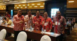 Hadiri Rakorev RKPD 2018, Wabub Bolmong Sampaikan 4 Program Prioritas