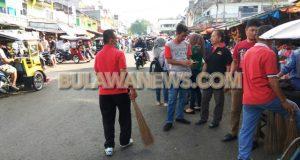 Peringati Hari Sampah Nasional, Pemkot Kotamobagu Bersih-bersih
