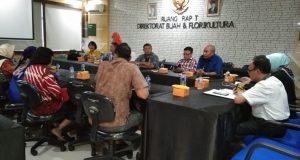 Kunker ke Jakarta, Komisi ll DPRD Pohuwato Desak Penambahan Kouta Bibit Holtikultura