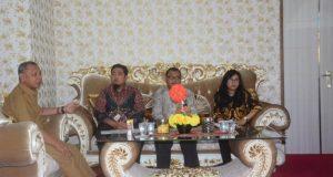 Terima Kunjungan BPK Gorontalo, Wabub: Pemkab Pohuwato Siap di Audit