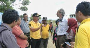 Kementerian LHK Fasilitasi Tim Survey KfW dari Jerman di Pohuwato