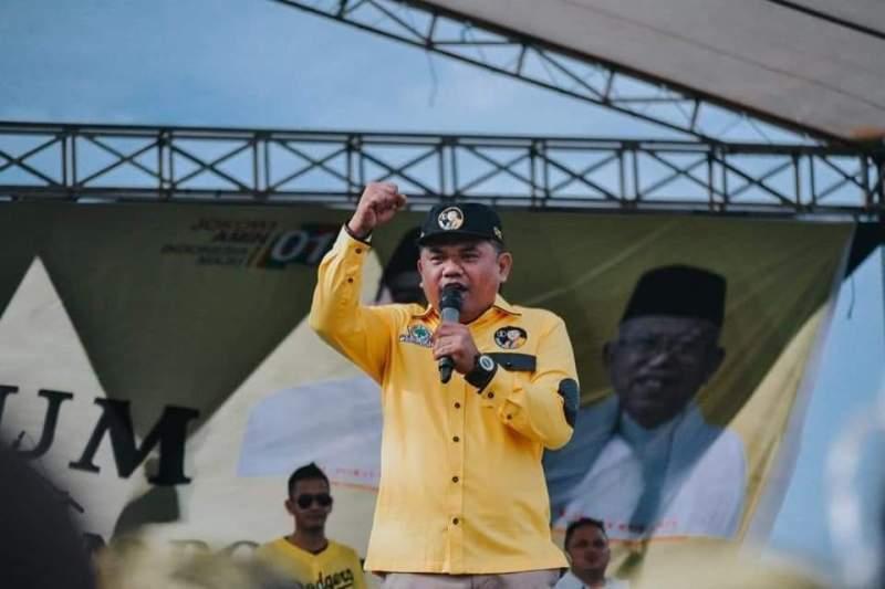 Ketua Badan Saksi Golkar Pohuwato Klaim Raih 4 Kursi DPRD di Dapil 1