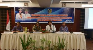 Walikota Buka Bimtek Penyusunan dan Evaluasi LPPD