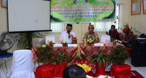 Sekda Pohuwato Buka Kegiatan Pembinaan Pelaku Usaha Terkait Izin Lingkungan