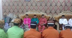 Bupati Syarif Ajak Imam dan Pemangku Adat Gelar Tonggeyamo Penetapan Puasa Ramadhan Besok