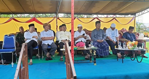 Pimpin Tim 2, Wabub dan Sekda Gelar Safari Ramadhan di Kecamatan Popayato