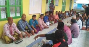 Saipul Mbuinga Bukber dan Shalat Tarawih di Desa Balayo