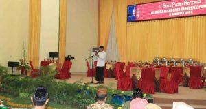 DPRD Pohuwato Gelar Buka Puasa Bersama Dengan Para Santri dan Pegawai Honorer