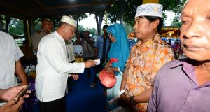 Silaturahmi di 13 Kecamatan, Safari Ramadhan Pemkab Pohuwato Berakhir Hari Ini