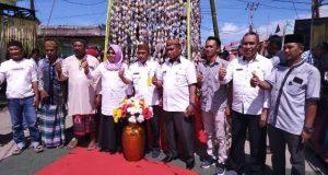 Rayakan Lebaran Ketupat 2019, Pemkab Pohuwato Kunjungi Sejumlah Desa