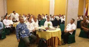 Wabup Pohuwato Hadiri Rapat Monitoring FGD bersama KPK RI
