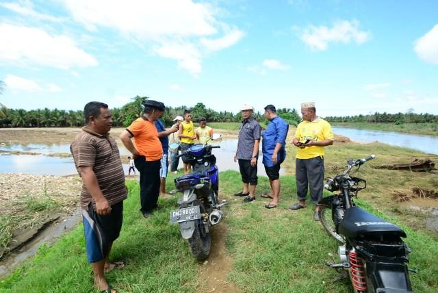 Antisipasi Tanggul Jebol, Pemkab Pohuwato Canangkan Penghijauan Dibantaran Sungai